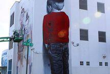 Murale / Street Art / Graffiti