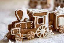 pepperkakehus - gingerbread house