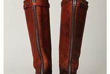 clothes boots
