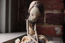 Marionetas muñecos