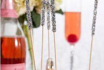Monograms&mimosas bridal shower brunch / by Rebekah Howard