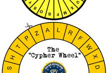 Spy Stuff / Secret Spy Activities