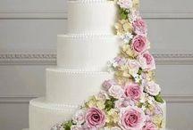 Wedd cake