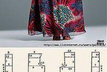 moldes de ropa