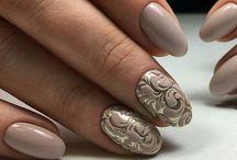Nails winter&xmas