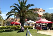 Eventos Golf / Diversos eventos llevados a cabo en nuestras instalaciones de Oliva Nova Golf