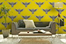 Wallpaper / Anna Muravina wallpaper, collection TATU