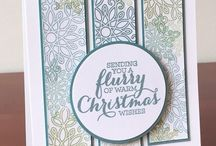 Stampin' Up! Flurry Of Wishes (RETIRED)