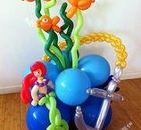 Ocean theme Balloons