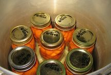 Canning / Preserving your own food through home canning