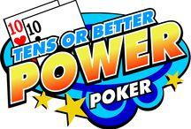 Tens or Better Power Poker / Versione a 4 mani dell'omonimo video poker, Tens or Better power poker è conosciutissimo tra i frequentatori del Casinò Online Voglia di Vincere. Infatti, oltre al fatto di pagare come combinazioni vincenti anche le coppie di 10, Tens or Better ha un payout di ben 4.000 sulla scala reale massima!