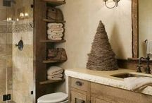 Bathrooms and Kitchen / Inspiration!