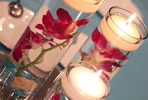 Centerpiece ideas / by Joelle Johnson