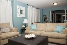 Home: Family/Play Room Redo / by Jen Carson