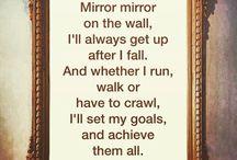 Motivators / Keep striving!