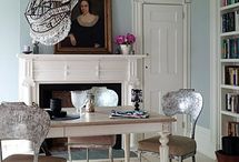 Dining Rooms / by Melissa Williamson