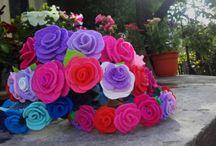 coronite / Culoare flori vara moda