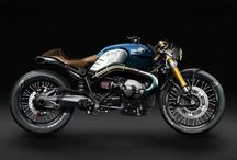 Cafe Racer / Motorcycles