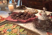 Christmas Cookie Exchange / Our Annual Cookie Exchange, 2017
