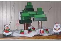 {Christmas} Trees & Ornaments / Stunning Christmas trees and the amazing ornaments that adorn them.