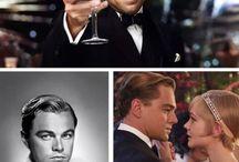 Leonardio DiCaprio hairstyles