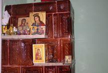 colţişor de rugăciune / orthodox