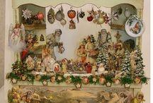 kerst in het klein