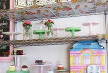 Interior: Kitchen / いつかはこんなキッチン