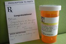 party // nurse retirement