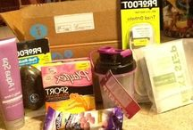 #GoVoxBox from Influenster / This is what I received for free in my #GoVoxBox from Influenster (Spring 2014)