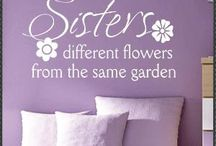 Sister to Sister  / by Denise phillips