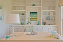 fun home office / by Jeanette Hartley