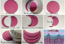 tutorial cake design