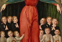iconografia   Madonna della misericordia
