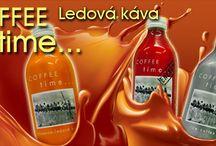 ICE COFFEE COFFEE time / Yammy ICED COFFEE from Czech republic