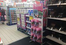 Shoops en vente dans les magasins / San Marina / Carrefour / BHV