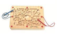 sawyer maze games