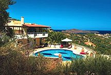 Villas With A View / Fantastic holiday villas from around the world with a view to die for.