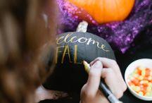 Halloween Ideas / by Sierra Rose