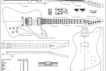 Guitar Templates