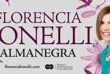 Florencia Bonelli / Excelente escritora