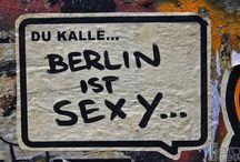 Berlin ist Sexy… ..und das ist gut so. Street Art in Berlin… / Street Art in Berlin…