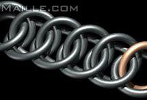 Chain Maille - Tutorials / by Sherry Fox