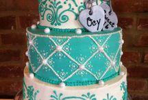 Cakes: Quinceanera/Sweet Sixteen