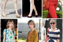 Taylor Swift ❤ / Love her music and fashion sense