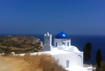 SIFNOS magic island / My photos , my experiences from the epitome of taste, landscape architecture, quality of life.