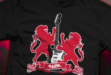 Emo & Rock T-Shirts