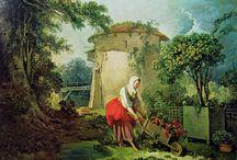 Jean-Honorè Fragonard / Rococò