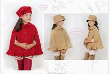 Miss Clementina .Fall -Winter 2015 / Moda infantil made in spain  / by Míss Clementina