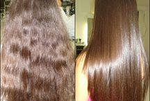 tratamento para cabelos